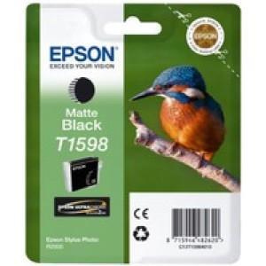 Epson T1598 Matte Black Ink