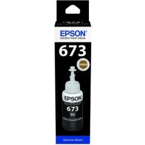 Epson T6731 Black Ink