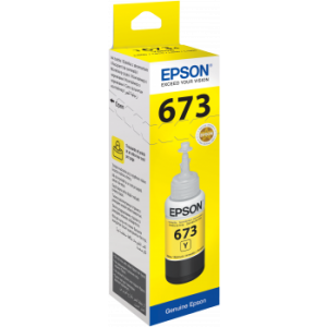 Epson T6734 Yellow Ink