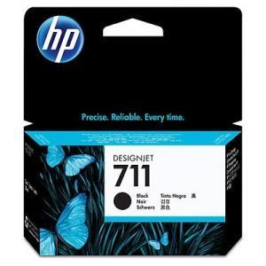 HP No.711 38ml Black Ink [CZ129A]