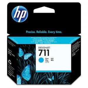 HP No.711 29ml Cyan Ink [CZ130A]