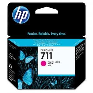 HP No.711 29ml Magenta Ink [CZ131A]