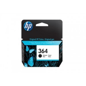 HP No.364 Black Ink