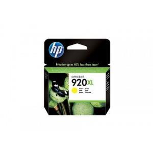 HP No.920XL Yellow Ink