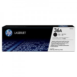 HP Toner No. 36A Black [CB436AC]