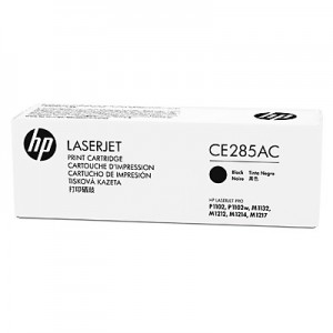 HP Toner Black [CE285AC]