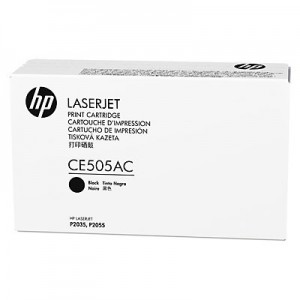 HP Toner Black [CE505AC]