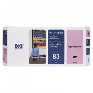 HP No.83 UV Light Magenta Printhead and Printhead Cleaner za ploter 5000 UV/5500UV [C4965A]