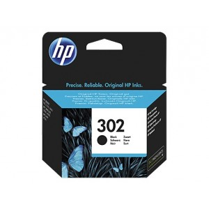 HP No. 302 Black