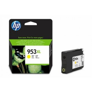 HP 953XL High Yield Yellow Ink