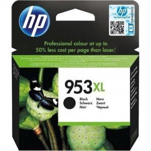 HP 953XL High Yield Black Ink