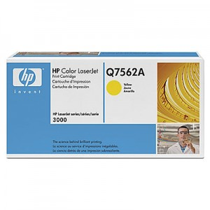 HP Toner Yellow CLJ 3000 [Q756