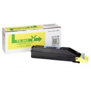 Kyocera Toner TK-865Y Yellow