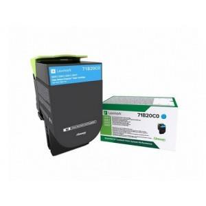 Lexmark Standard Cyan RP Toner(2.3K)