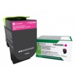 Lexmark Standard Magenta RP Toner(2.3K)