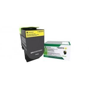 Lexmark Standard Yellow RP Toner(2.3K)