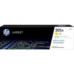 HP 205A Yellow Toner