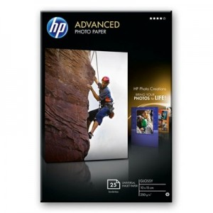 HP Advanced Glossy Photo Paper Q8691A