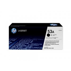 HP Toner 53A Black