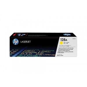 HP Toner 128A Yellow