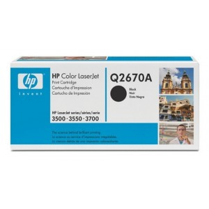 HP Toner Black CLJ 3500/3550/3