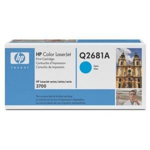 HP Toner Cyan CLJ 3700  [Q2681