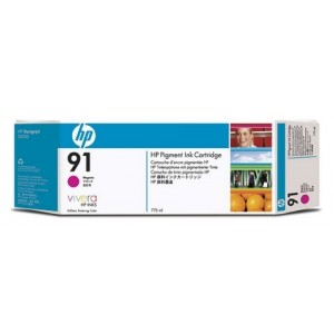 HP No.91 775ml Pigment Magenta