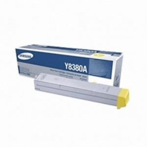 Samsung Toner CLX-Y8380A Yellow